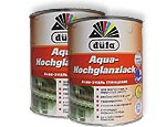Aqua Hochglanzlack - плътен лак на водна основа
