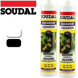 Soudal - Силикон за аквариуми - 310 мл.