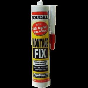 Soudal Monage Fix - монтажно лепило - 300 мл.