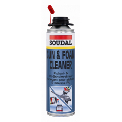 Soudal Почистващ препарат Gun & Foam Cleaner