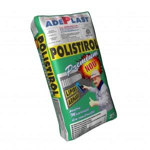 Adeplast PS-P лепило и шпакловка за топлоизолация - 25 кг.