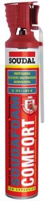 SOUDAFOAM COMFORT - полиуретанова пяна+GENIUS GUN апликатор