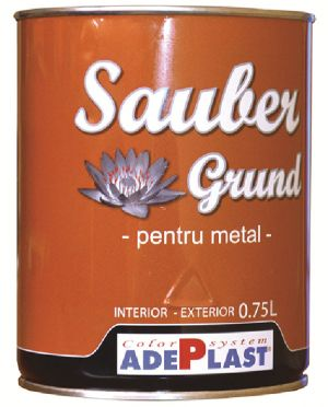 Adeplast SAUBER METAL PRIMER - грунд за метал