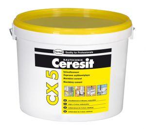 Ceresit CX5 - бързовтвърдяващ цимент