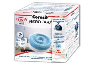 Ceresit STOP Влага АЕРО - таблетки 2х450 гр