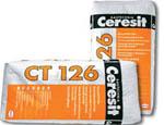Ceresit CT 126 - гипсова шпакловка за стени и тавани
