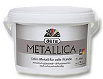 Dufa Metallica - лазурна боя Металик